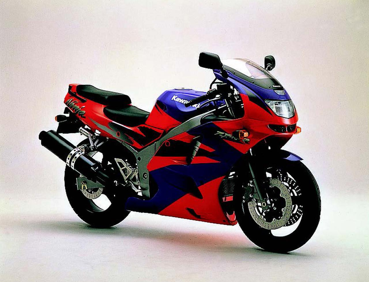 Images : カワサキ ニンジャ ZX-6R 1995 年