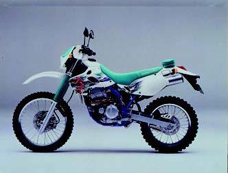Images : カワサキ KLX250ES/SR 1994 年 3月