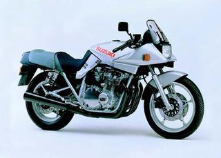 スズキ GSX1100S カタナ 1994 年 3月