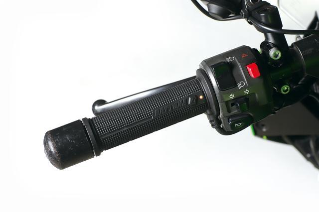 バイク グリップ ヒーター 【新製品】スゴい「グリップヒーター」が出た!「しかも安い!」LEDス...