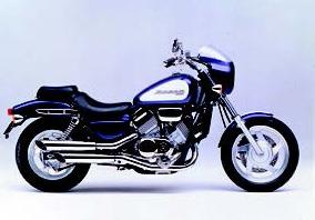 Images : ホンダ マグナ/RS 1994 年 8月