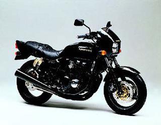 カワサキ ZRX 1994 年7月