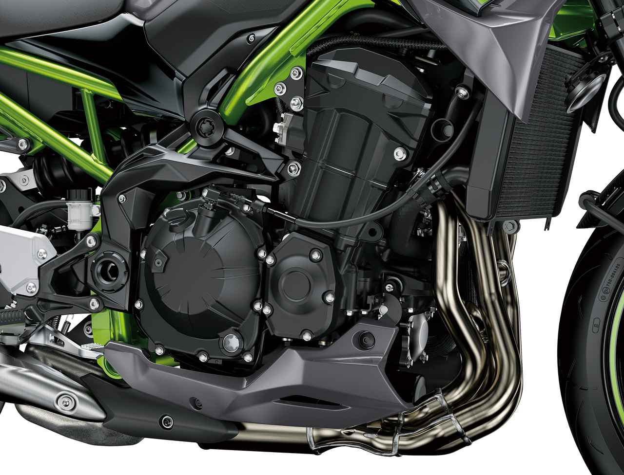 Images : 12番目の画像 - カワサキ新型Z900の写真をもっと見る! - webオートバイ