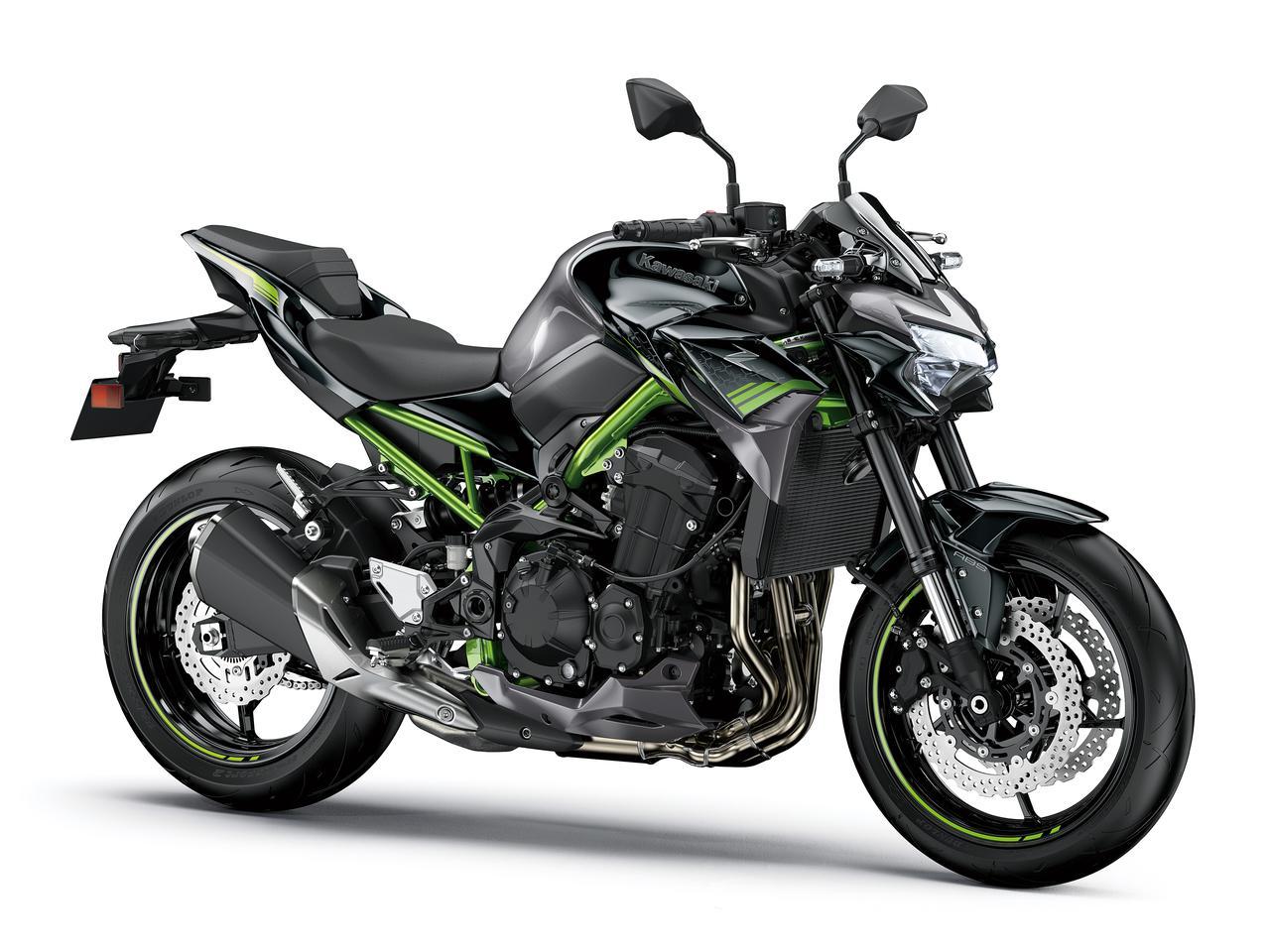 Images : 10番目の画像 - カワサキ新型Z900の写真をもっと見る! - webオートバイ