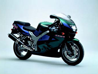 Images : カワサキ ニンジャZX-9R 1995 年