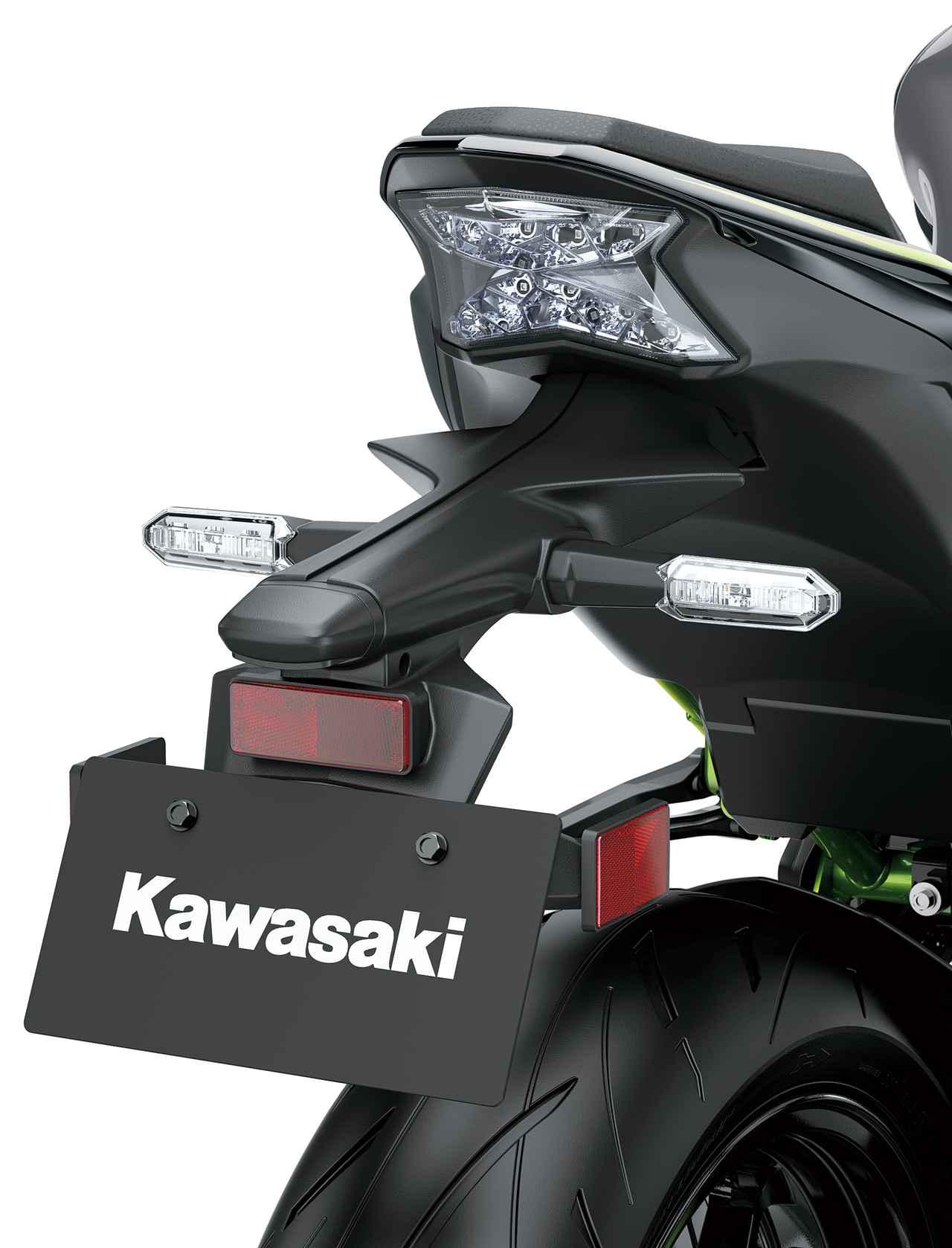 Images : 21番目の画像 - カワサキ新型Z900の写真をもっと見る! - webオートバイ