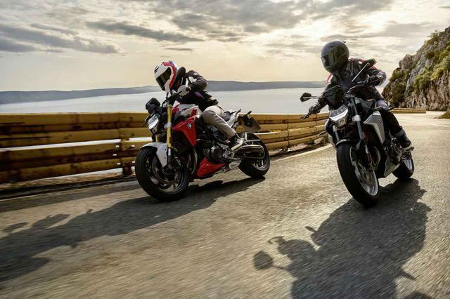 画像: BMWから新型ネイキッド「F900R」が登場! 最新装備を多数搭載し、F800Rから正統進化を遂げた【EICMA 2019速報!】 - webオートバイ