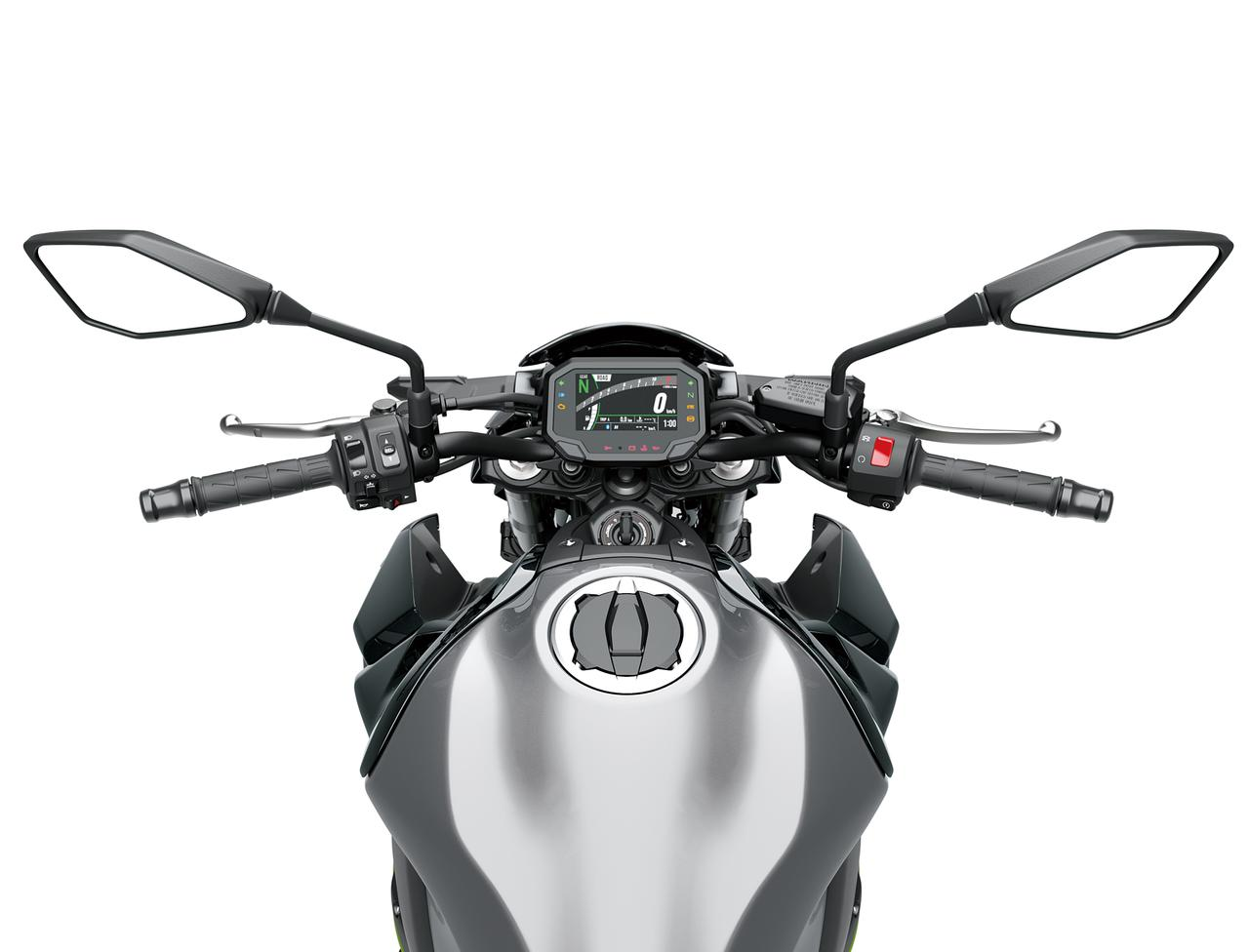 Images : 18番目の画像 - カワサキ新型Z900の写真をもっと見る! - LAWRENCE - Motorcycle x Cars + α = Your Life.