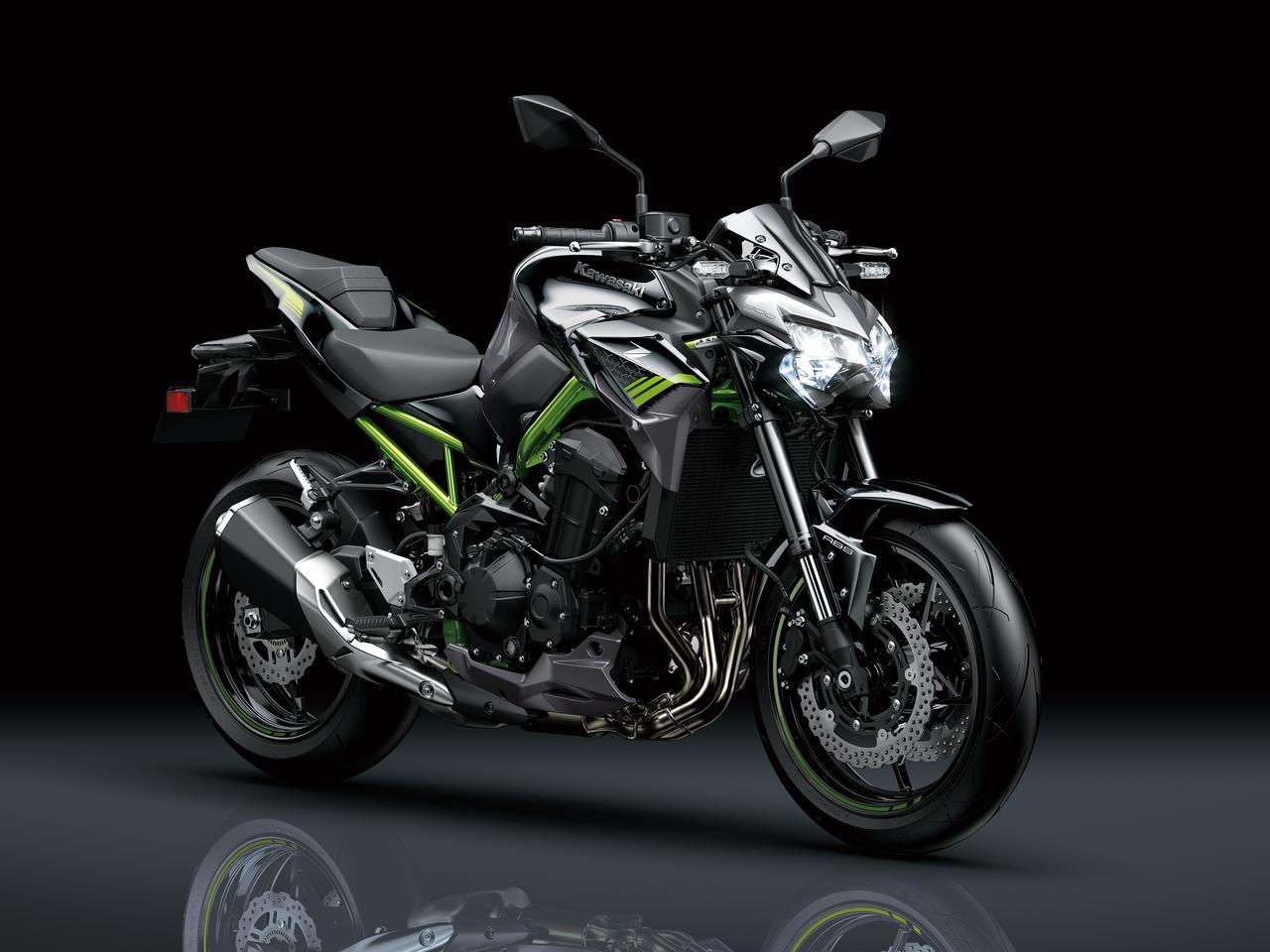Images : 25番目の画像 - カワサキ新型Z900の写真をもっと見る! - webオートバイ