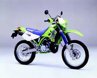 カワサキ KDX220SR 1994 年 4月