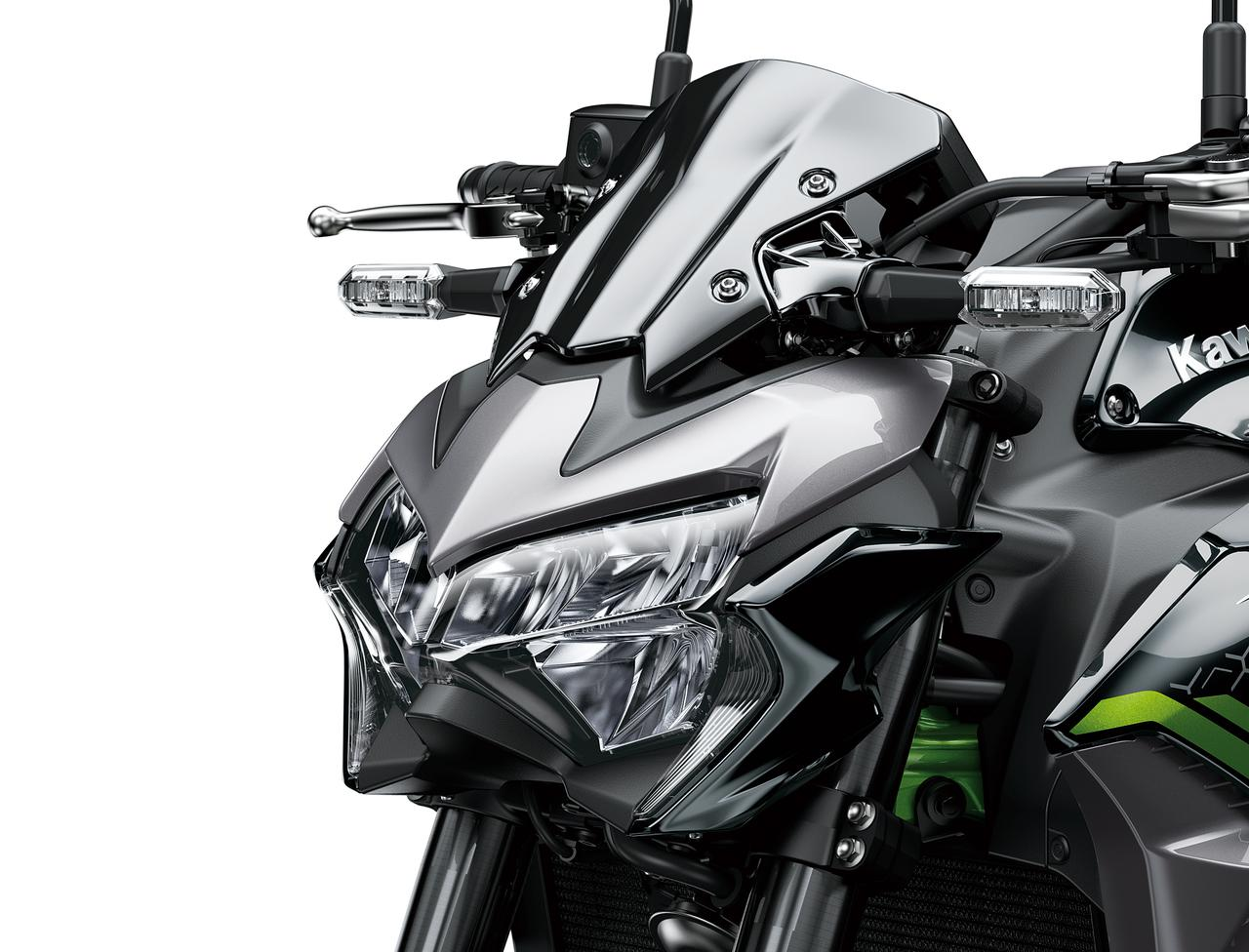 Images : 15番目の画像 - カワサキ新型Z900の写真をもっと見る! - LAWRENCE - Motorcycle x Cars + α = Your Life.