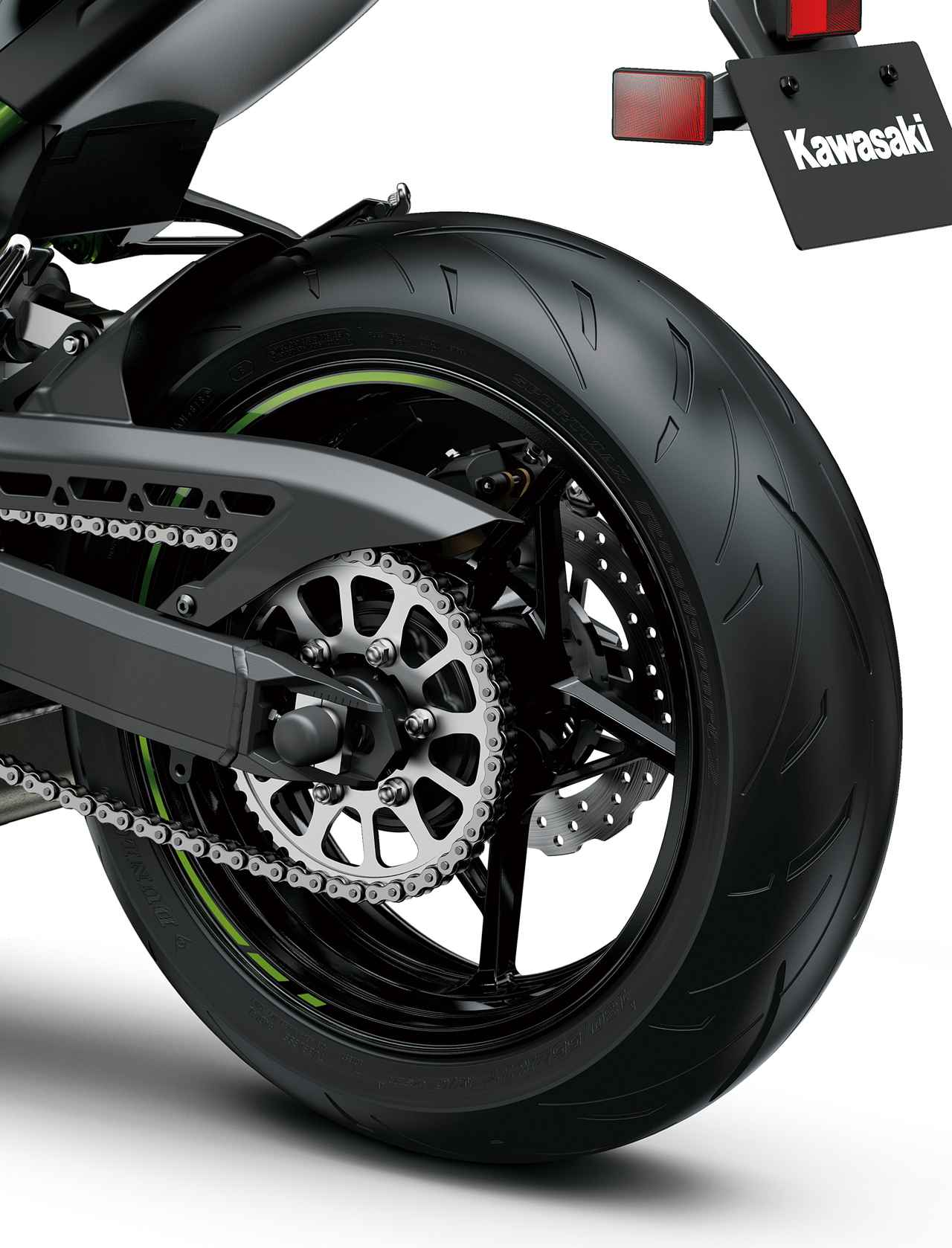 Images : 23番目の画像 - カワサキ新型Z900の写真をもっと見る! - webオートバイ