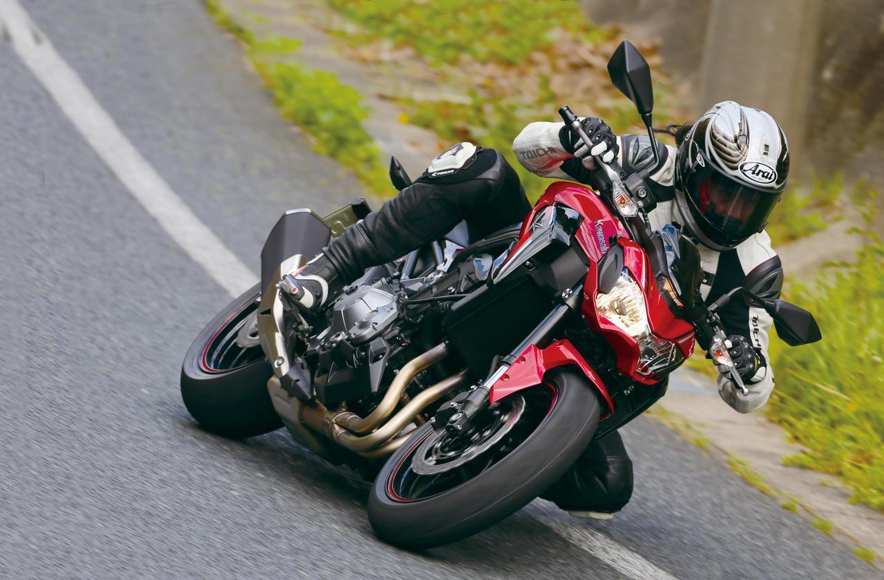 """画像: 【試乗インプレ】抜群のパフォーマンスが光る""""韋駄天Z""""【KAWASAKI Z900】(2018年) - webオートバイ"""