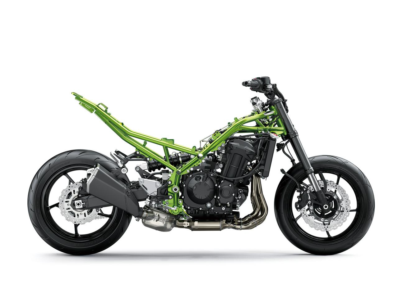 Images : 24番目の画像 - カワサキ新型Z900の写真をもっと見る! - webオートバイ