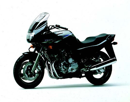 Images : ヤマハ XJ900Sディバージョン 1995 年