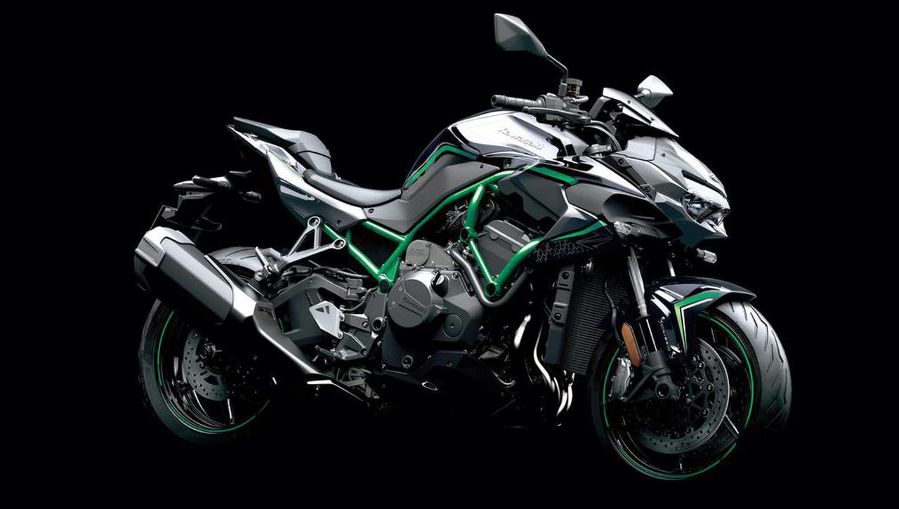 画像: スーパーチャージャーを搭載する〈究極のZ〉カワサキ「Z H2」を解説! - webオートバイ