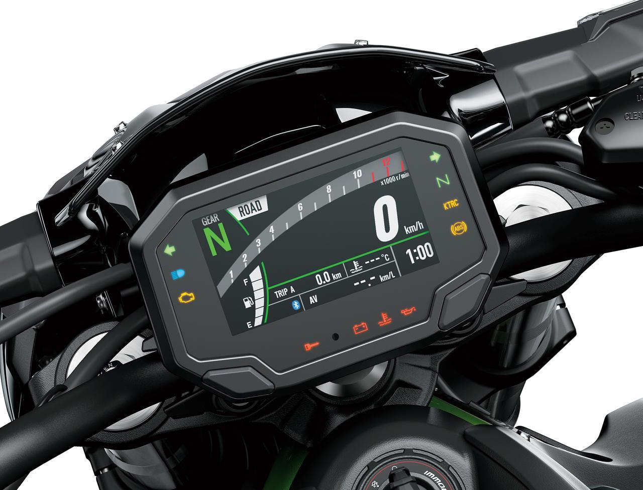 Images : 16番目の画像 - カワサキ新型Z900の写真をもっと見る! - webオートバイ