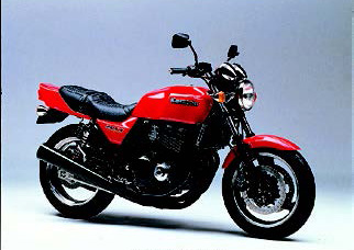 Images : カワサキ ZRXⅡ 1995 年1月