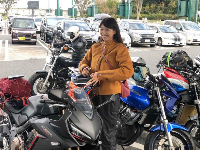 画像: 愛車(HONDA CBR650R)くんと一緒に、いざ鈴鹿サーキットへ出発!