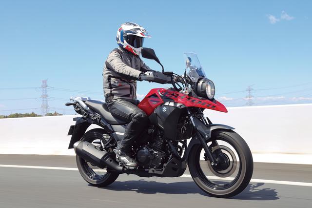 画像3: 【比較インプレ】250ccアドベンチャーを徹底検証〈高速道路編〉ホンダ CRF250 RALLY/ヤマハ TOURING SEROW/スズキ V-Strom250/ABS/カワサキ VERSYS-X250 TOURER