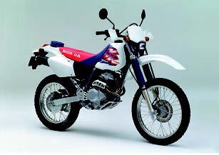 Images : ホンダ XR250 1995 年2月