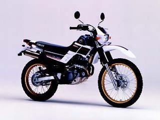 ヤマハ セロー225W/リミテッドエディション 1995 年2月/6月