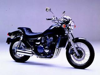 カワサキ エリミネーター400 1995 年 3月