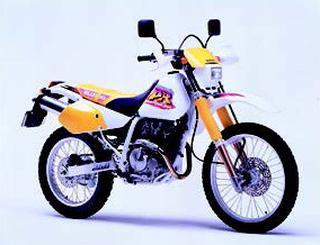 スズキ DR250R 1995 年2月
