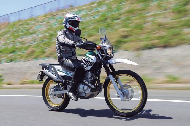 画像2: 【比較インプレ】250ccアドベンチャーを徹底検証〈高速道路編〉ホンダ CRF250 RALLY/ヤマハ TOURING SEROW/スズキ V-Strom250/ABS/カワサキ VERSYS-X250 TOURER