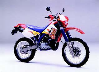 Images : カワサキ KDX220SR 1995 年 3月