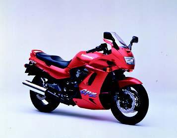 Images : カワサキ GPZ1100 1995 年 3月