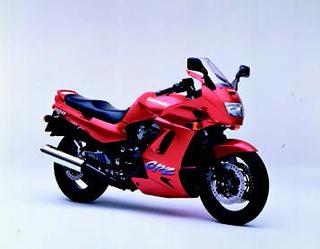 カワサキ GPZ1100 1995 年 3月