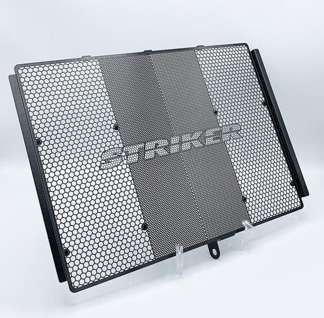 画像: 新製品『ラジエターコアガード』`19 KATANA、GSX-S1000/F 用 発売開始! – バイク マフラー バックステップのストライカー