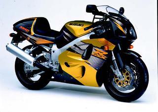 スズキ GSX-R750 1995 年12月
