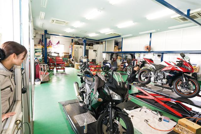 画像2: Honda二輪車の全車種を取り扱う唯一の専門店!