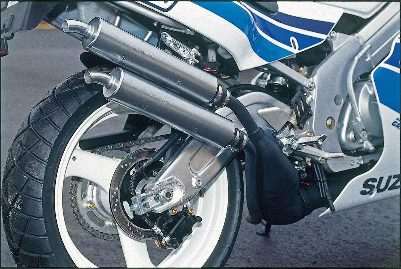 Images : 9番目の画像 - RG250Γ(VJ22A)の写真を全て見る! - webオートバイ
