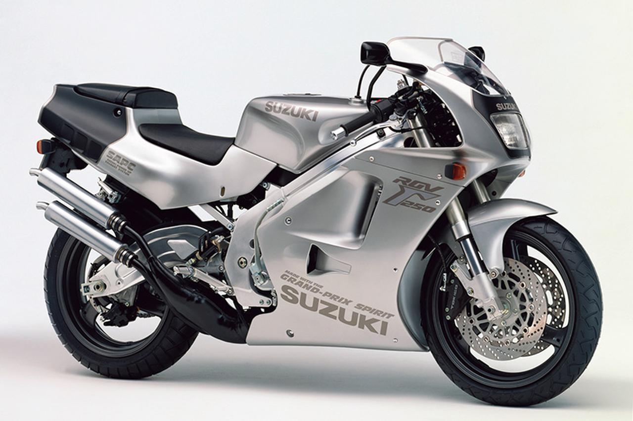 画像: RGV250Γ SPORTS PRODUCTIONⅡ(VJ22A)1990年4月下旬発売 60万9000円+消費税3%(当時)