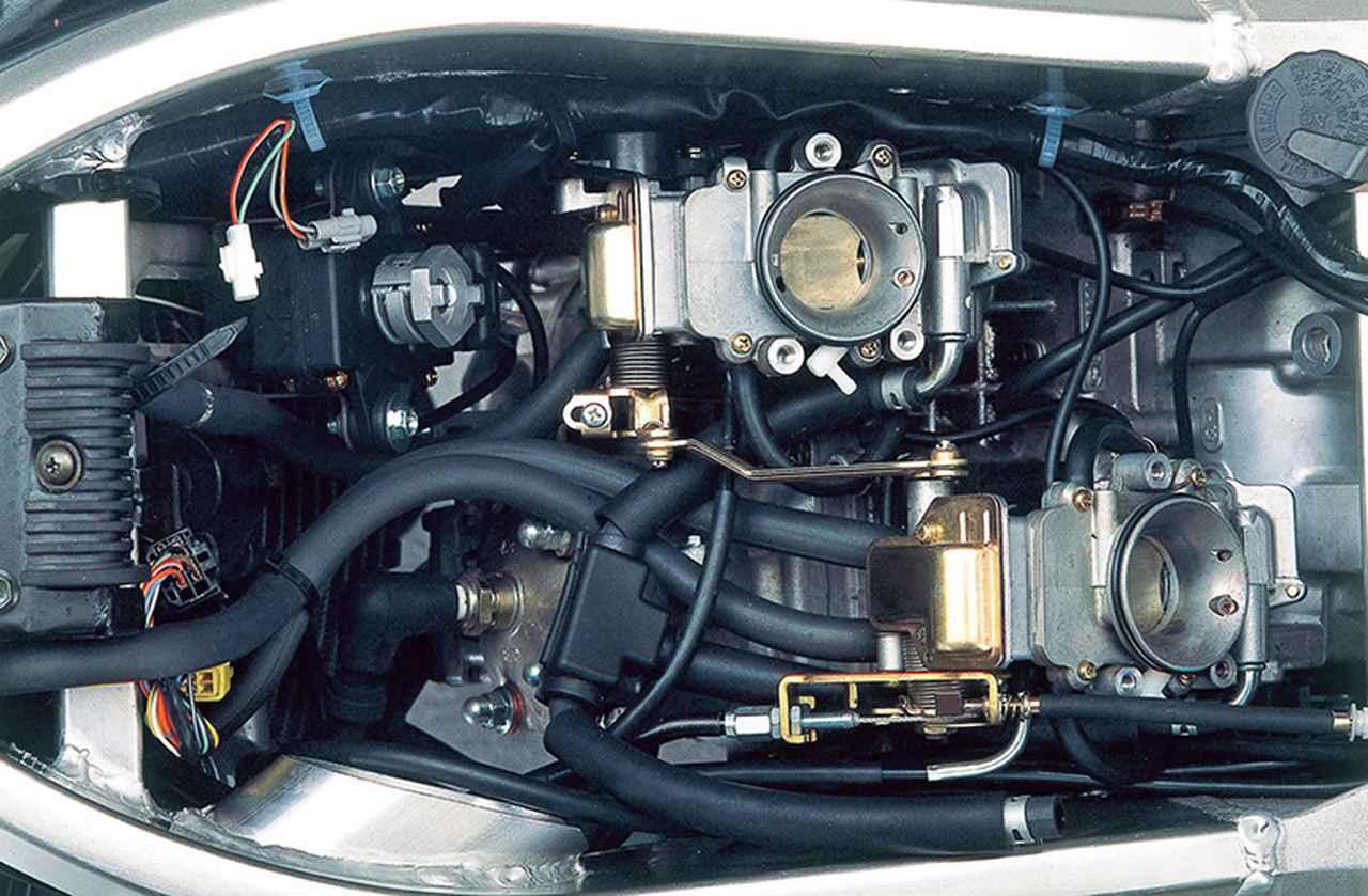 Images : 10番目の画像 - 「【RG-Γ伝】Vol.6「レプリカブームを牽引した250ガンマの最終型」RG250Γ SP(VJ23A)-1996〜1999- 〜当時の貴重な資料で振り返る栄光のガンマ達〜」のアルバム - webオートバイ