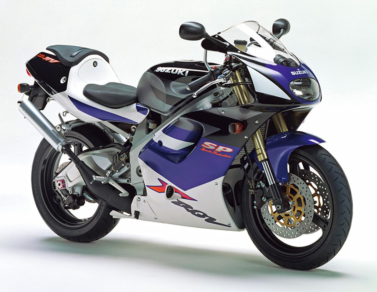 Images : 2番目の画像 - 「【RG-Γ伝】Vol.6「レプリカブームを牽引した250ガンマの最終型」RG250Γ SP(VJ23A)-1996〜1999- 〜当時の貴重な資料で振り返る栄光のガンマ達〜」のアルバム - webオートバイ
