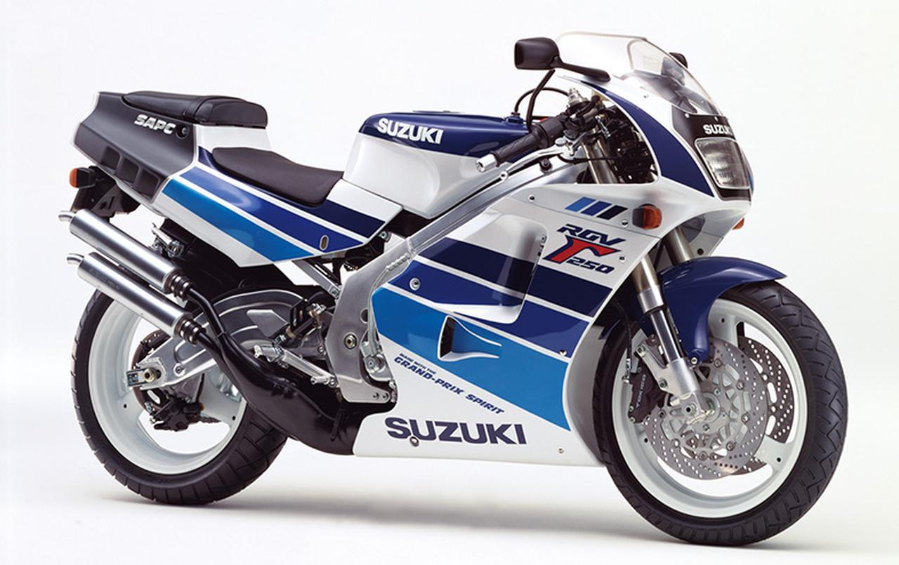 画像: RGV250Γ SPORTS PRODUCTION Ⅱ(VJ22A)1990年3月1日発売 66万9000円+消費税3%(当時)