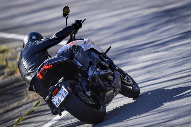 画像3: 大型バイクとして運転が難しすぎない