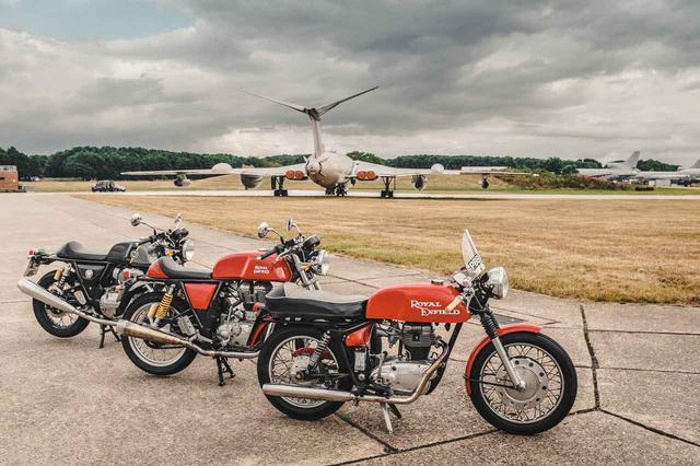 画像: 由緒正しき伝統のメーカーはいま!?『MOTO GUZZI / FANTIC CABALLERO / RoyalEnfield / VESPA / Lambretta』#魅惑のネオクラシックBRAND - webオートバイ
