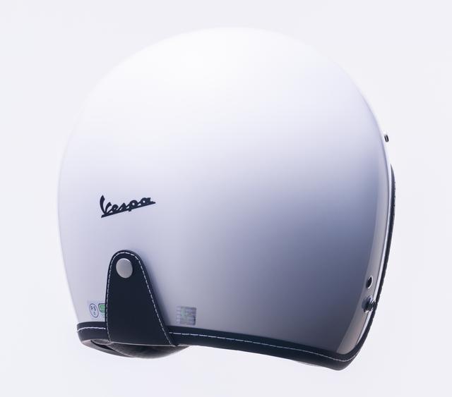 画像6: ベスパの純正ヘルメットが日本でも販売開始! カラー展開は計5色、人気のボディカラーとコーディネートが可能に