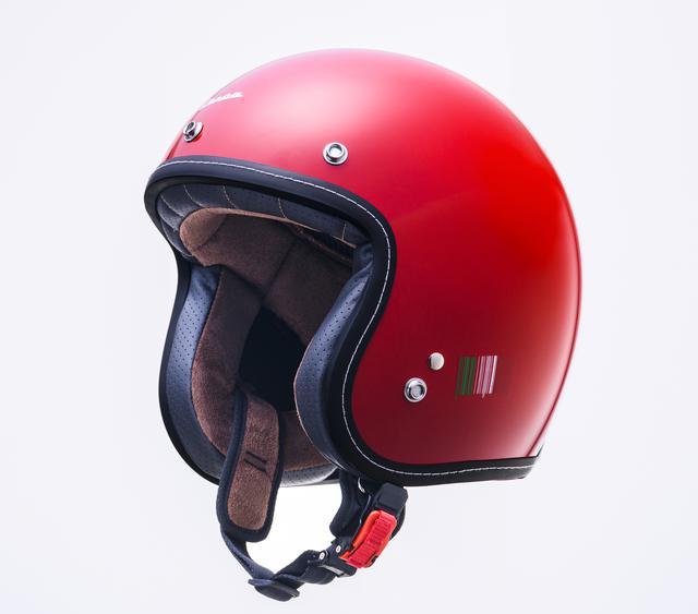 画像3: ベスパの純正ヘルメットが日本でも販売開始! カラー展開は計5色、人気のボディカラーとコーディネートが可能に