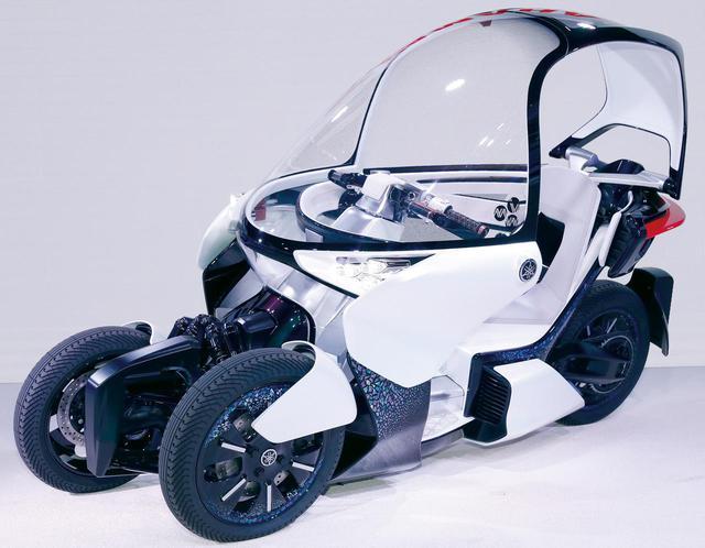 画像: ヤマハ「MW-VISION」を解説! 東京モーターショー2019で世界初公開された次世代モビリティ - webオートバイ