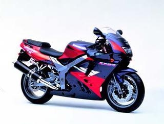 カワサキ ニンジャ ZX-9R 1996 年