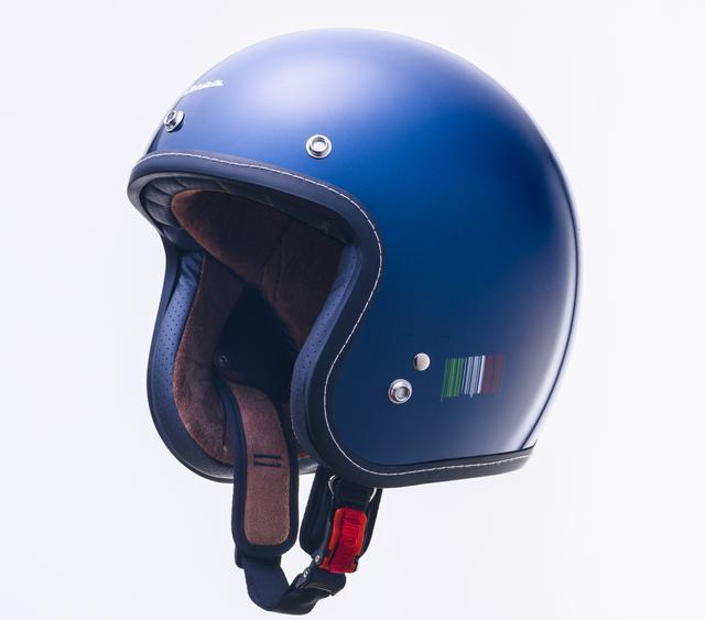 画像1: ベスパの純正ヘルメットが日本でも販売開始! カラー展開は計5色、人気のボディカラーとコーディネートが可能に