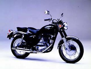 カワサキ エストレヤ RS/カスタム 1996 年 3月