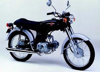ホンダ ベンリィ50S 1996 年 4月