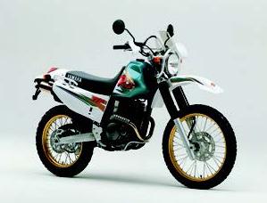 Images : ヤマハ TT250Rレイド 1996 年 3月